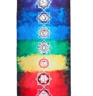 7 Çakra Tapestry