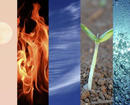 Beş Element ve Vedik Astroloji