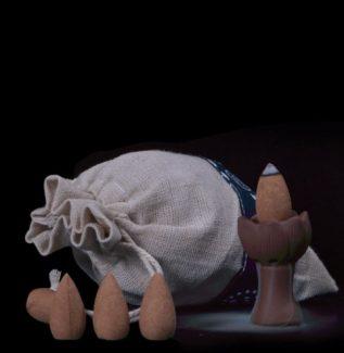 Kumaş Çanta Bullet Tütsü