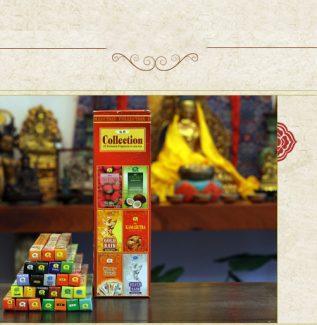 Tibet Sandal Ağacı Tütsü