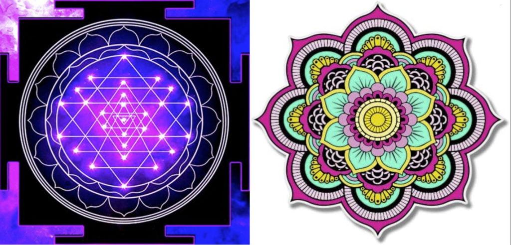 SRI Yantra- Mandala