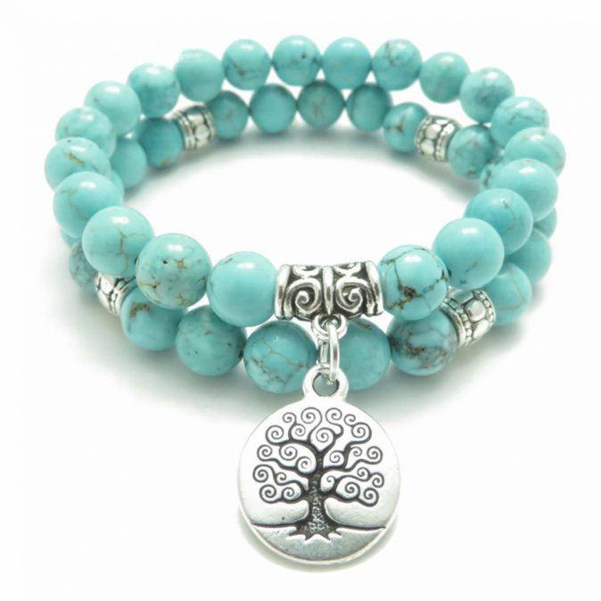Yaşam Ağacı Yoga Bileklik