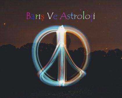 Barış Ve Astroloji